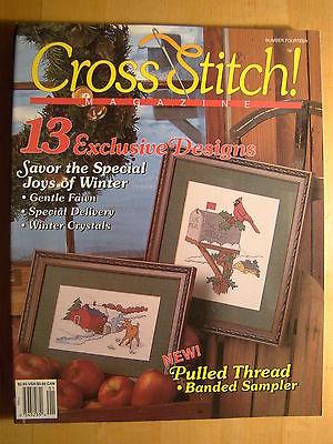 Cross Stitch Magazine Number    Fourteen