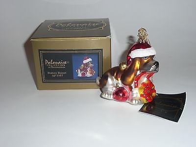 Barney Bassett Polonaise Collection Ornament, AP1557