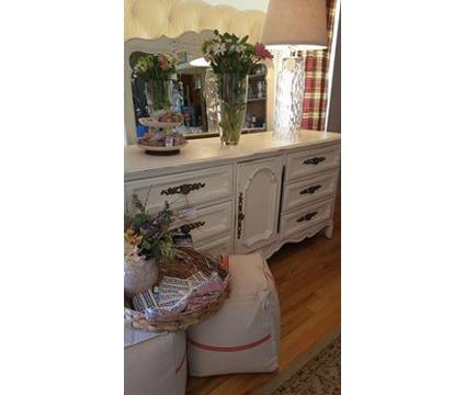 Drexel Heritage Repurposed Dresser & Mirror
