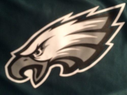 Boys 14/16 Philadelphia Eagles NFL Football Jersey Green