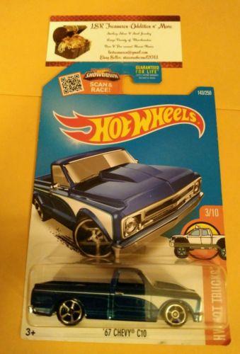 2016 hotwheels '67 chevy c10 #143