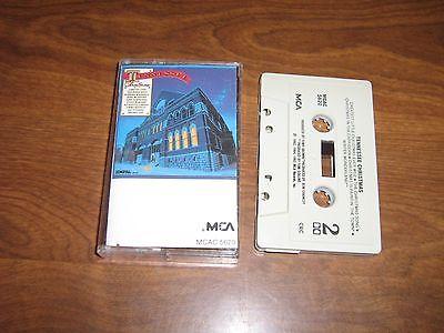 TENNESSEE CHRISTMAS 1985 Cassette Tape-Lynn,Oak Ridge Boys, Mandrell,Schneider