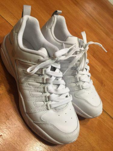 Women's K Swiss Low Trainers Sneakers Shoes 10