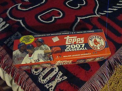2007 Topps complete set