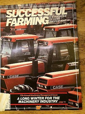 Successful Farming The Magazine for Farm Management Machinery Issue 1986
