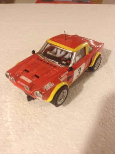 Scalextric Fiat Amarth 124