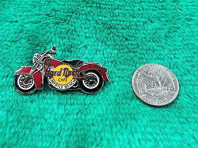 Hard Rock Cafe Myrtle Beach Motorcycle Pin