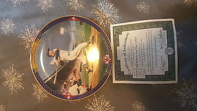 Ted Williams Plate