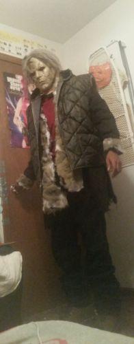 Hobo Michael myers costume!!!!