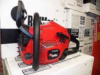 Redmax Husqvarna G5300 Chainsaw Powerhead NEW