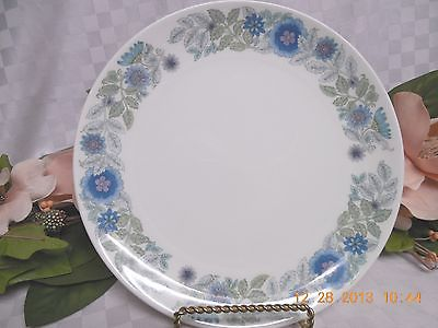 Wedgwood china Dinnerware Clementine Pattern #: R4444  Luncheon plate