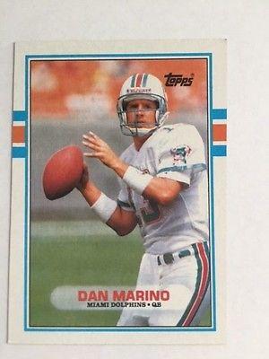 1989 Topps Dan Marino #293