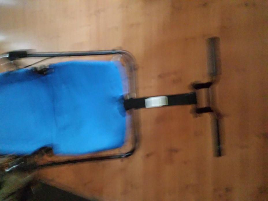 GOOD CLEAN CONDITION AB LOUNGE 2 ABDOMINAL EXERCISE CHAIR