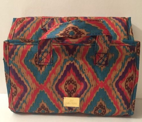 Jm New York Jewelry Storage/travel Bag With Detachable Compartments