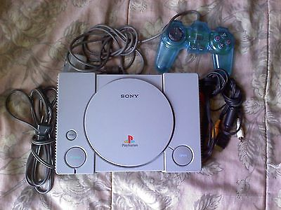 Sony PlayStation Gray Console (SCPH-5501)