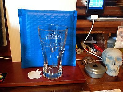 Snap On Tool Soda Fountain Glass