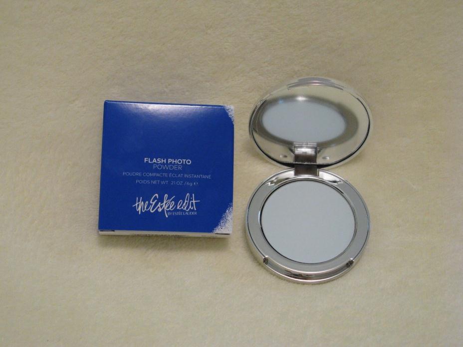 Estee Lauder Edit 'Flash Photo Powder' Brightening Blue Pigment - Full Size NIB