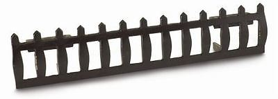 Cast Iron Fender for All Gas Log Sets - 18 inch