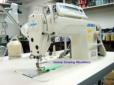 Juki DDL-8700-7 Automatic Single Needle Lockstitch - Fully Assembled w/ CP-180