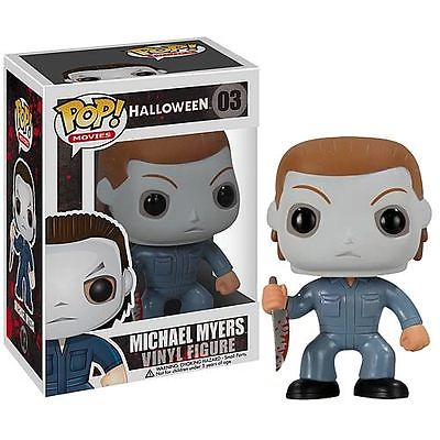MICHAEL MYERS #03 Halloween Horror Movie Funko POP Movies Vinyl Figure