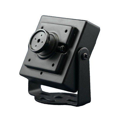 Button Type Spy CCD Camera 3.7mm