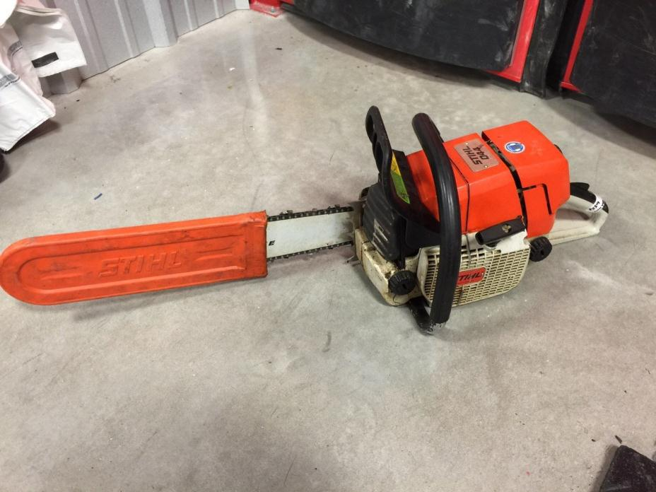 Stihl 044 Chainsaw 066 044 046 088 20