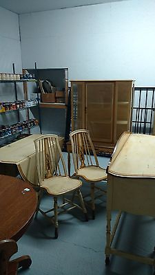 French Country Gate Leg Dining Room Set