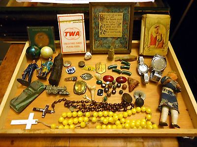 VINTAGE COLLECTION LOT MIXED ITEMS,INTERESTING MIX OF THIS AND THAT A MUST SEE