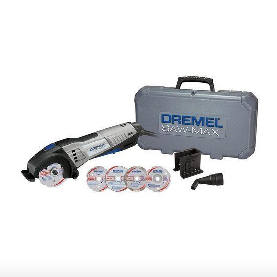 Dremel Panel Saw Max Blade Tool Kit Corded Electric Power Tool Set Storage Case