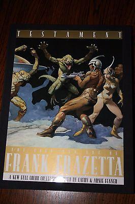 Frank Frazetta Original Art