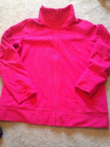 Old Navy Shirt Fleece Zip Up Sweater Small