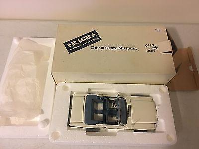 Danbury Mint 1966 Ford Mustang - Estate Listing