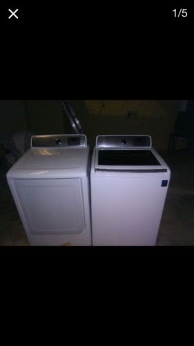 Washer And Dryer (gas)