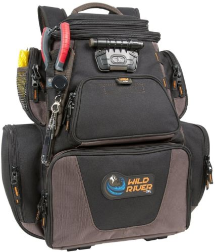 WR Nomad XP Lighted Fishing Gear Backpack