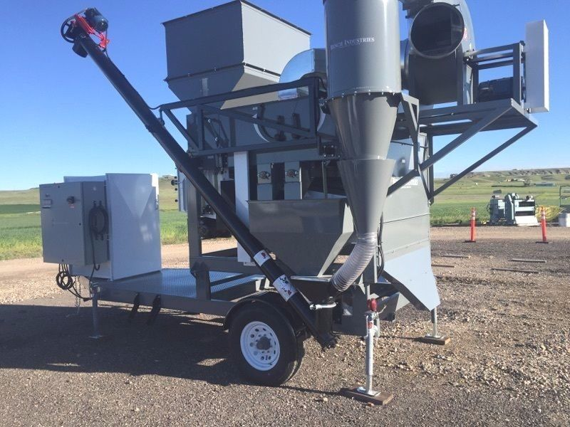 2016 Bench Industries Portable Seed & Grain Cleaner