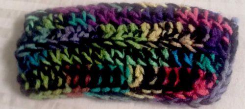 Crochet Eye Glass Pocket Holder