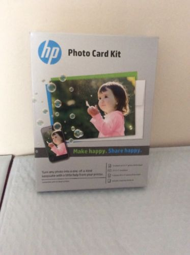 Hp Photo Card Kit