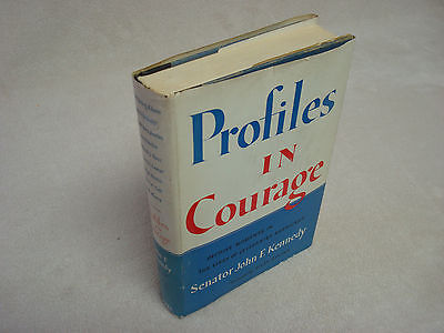 Profiles in Courage: 1st Edition/1st Printing ( M-E) w/ dustjacket ( $ 3.50 )