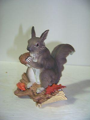 Ski Country Miniature Decanter - Squirrel