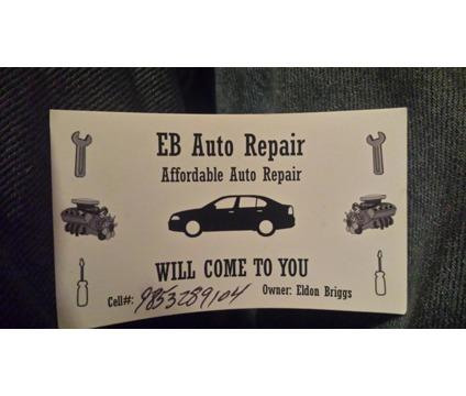 Mobile auto repair
