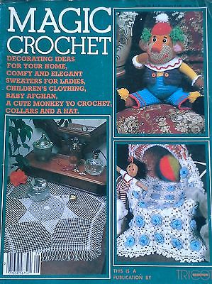 MAGIC Crochet Magazine - 1983  ( # 28)