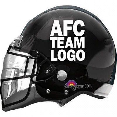 Baltimore Ravens Helmet 60cm SuperShape Foil Balloon. Huge Saving