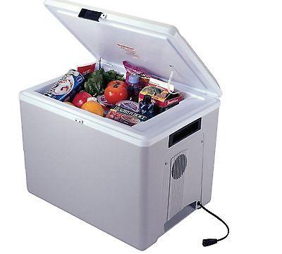 Koolatron Boat RV Upright Travel Cooler Chest 12v Compact Picnic Refrigerator