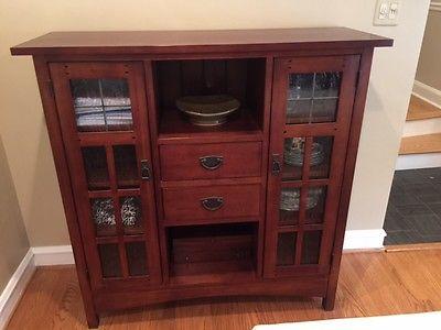 Drexel Heritage Hall Cabinet / Buffet