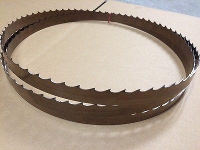 Wood-Mizer NEW Bandsaw Blade 10' x 1.25 x 042 x 7/8 120