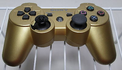 Sony PS3 Wireless Controller -  Gold #33