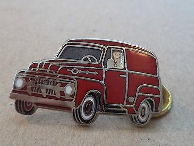 p337 1950s 1952 532 FORD PANEL TRUCK HAT JACKET LAPEL PIN CUSTOM RESTORER
