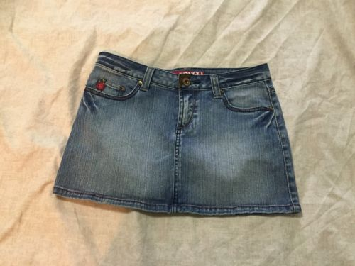 Junior's Bongo denim skirt  - Sz 5