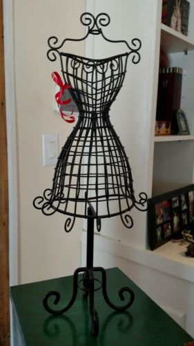 Jewelry Tree Holder Dress Form Mannequin Stand