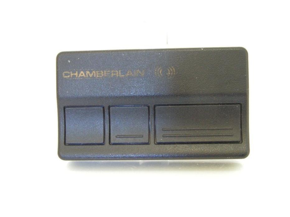 Chamberlain 3 Button Garage Door Remote HBW1573 315 MHz